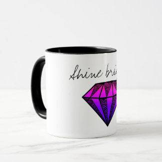 Taza Brillo brillante
