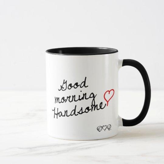 Taza ¡Buena mañana hermosa!