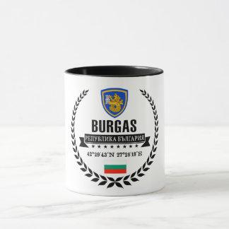 Taza Burgas