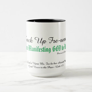 Taza ¿Buscar una razón para elogiar a DIOS?