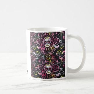 Taza (café/té) - Dia De Los Muertos Skulls