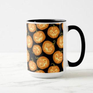 Taza Calabazas de Halloween