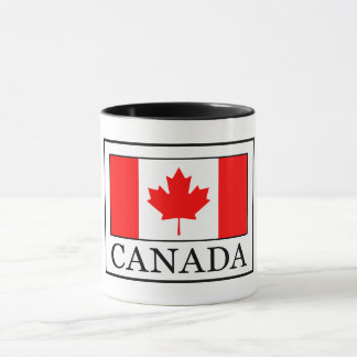 Taza Canadá