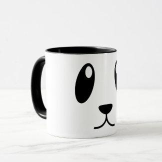 Taza Cara de la panda
