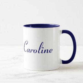Taza Caroline
