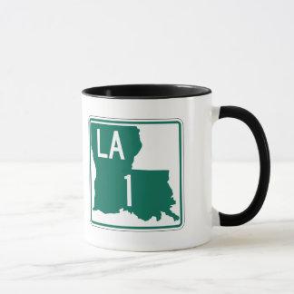 Taza Carretera 1, Luisiana, los E.E.U.U.