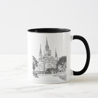 Taza Catedral de St. Louis del ~ de New Orleans