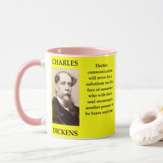 Taza Charles Dickens