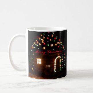 Taza clásica de las Felices Navidad (11 onzas)