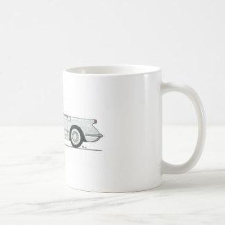 Taza clásica del Corvette
