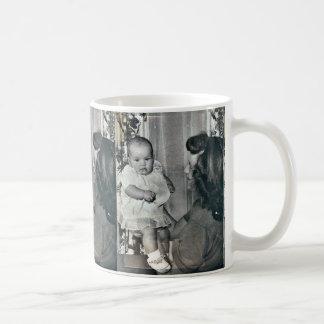 Taza clásica/taza del nacido en el baby boom
