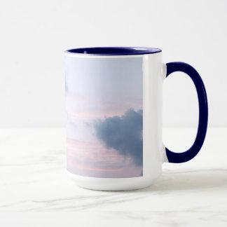 Taza colección natural. nubes