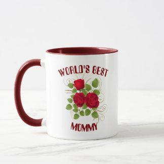 Taza combinada de la mejor mamá del mundo