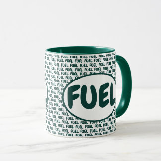 Taza Combustible