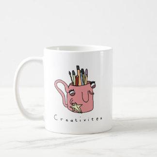 Taza cómica divertida del té de Creativitea el  