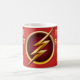 Taza con logo de Flash