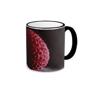Taza con sabor a fruta