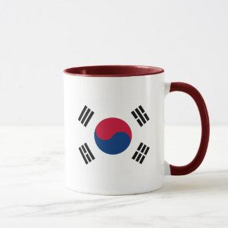 Taza Corea del sur