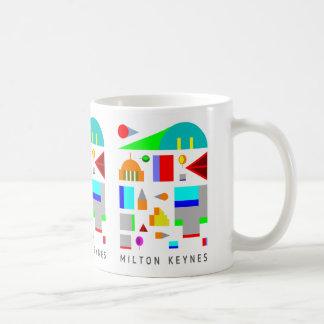 Taza creativa de Milton Keynes