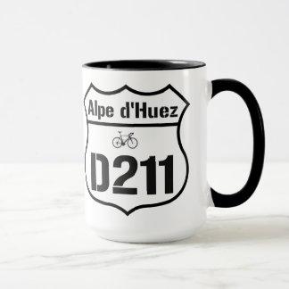 Taza D211 Alpe d'Huez