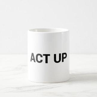 Taza de Act Up