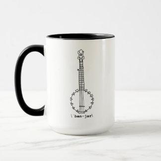 Taza de adaptación del banjo de la serrería
