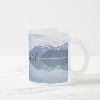 Taza de Alaska de la cordillera