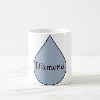 Taza de amamantamiento del premio del diamante. 2
