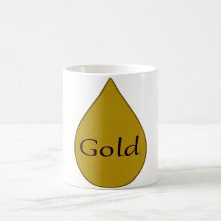 Taza de amamantamiento del premio del oro 1 año