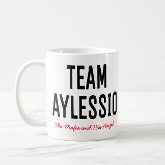 Taza de Aylessio del equipo