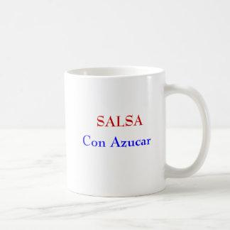 TAZA de Azucar de la estafa de la SALSA