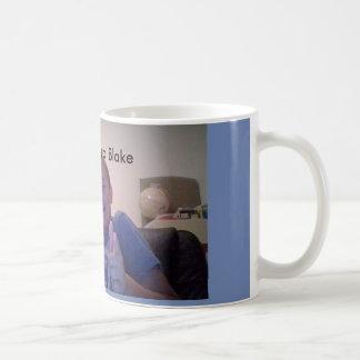 taza de blake del bro del choque