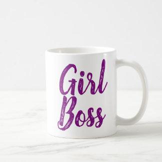 Taza de Boss del chica
