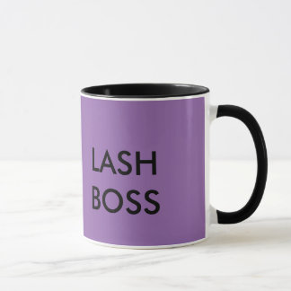 Taza de Boss del latigazo