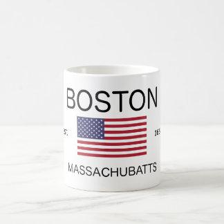 Taza de Boston Massachubatts