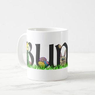 Taza de Bunco de los huevos de Pascua