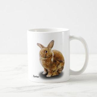 Taza de BunnyLuv que ofrece Carretero