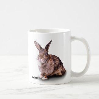 Taza de BunnyLuv que ofrece el Petra