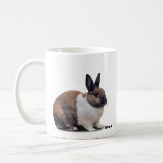 Taza de BunnyLuv que ofrece Gimini