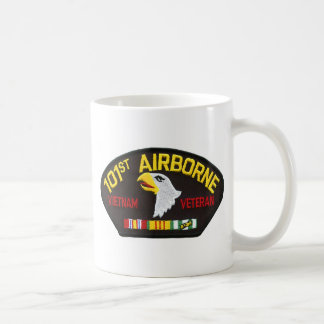 Taza De Café 101o Veterano aerotransportado de Vietnam