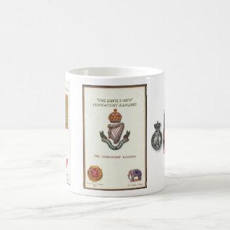 """Taza De Café 1030, combinado, guardabosques de Connaught, """"EL"""