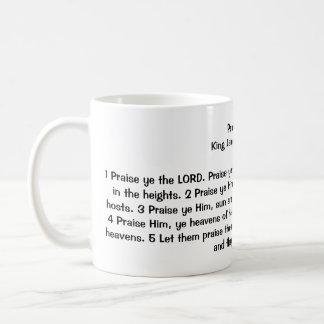 Taza De Café 148:1 del salmo - 5