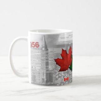 Taza De Café 1956 forradalom del OS, Kanada vonatkozásában