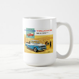 Taza De Café 1959 camiones de Dodge