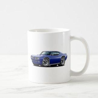 Taza De Café 1968-69 coche del azul de GTO DK