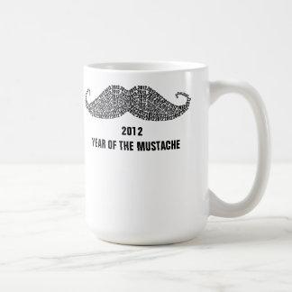 Taza De Café 2012 el año de bigote