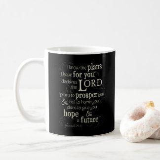 Taza De Café 29:11 de Jeremiah sé los planes que tengo para