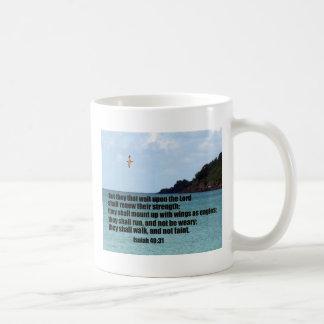 Taza De Café 40:31 de Isaías