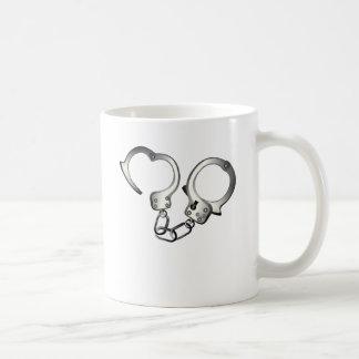Taza De Café 50 sombras de esposas grises