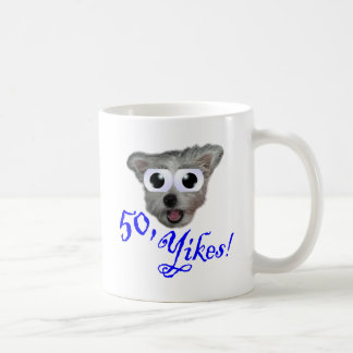 Taza De Café ¡50, Yikes!